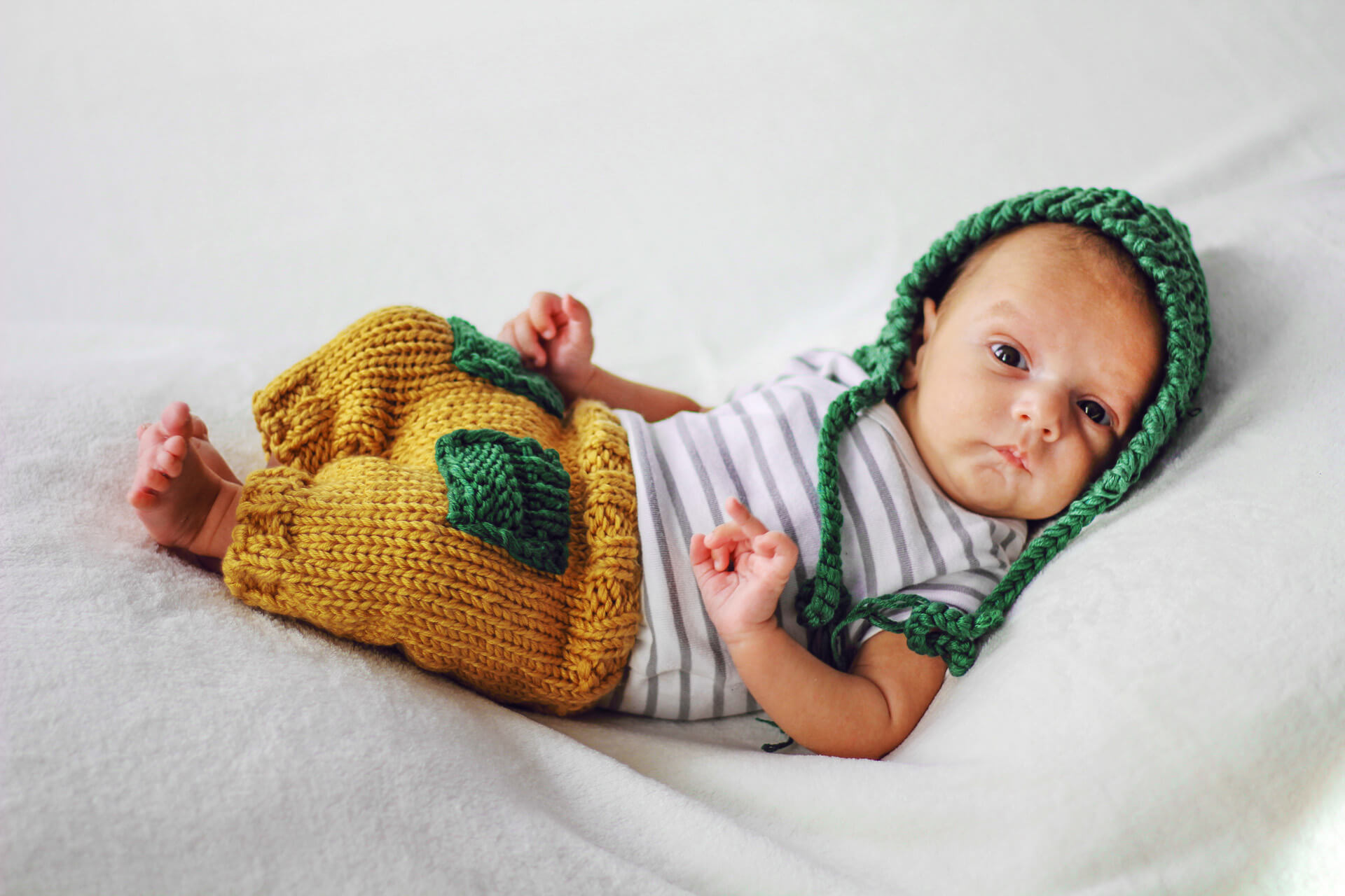 Novorodenecké fotenie bábätka od Fotografky v Nových Zámkoch - Kitti Photo
