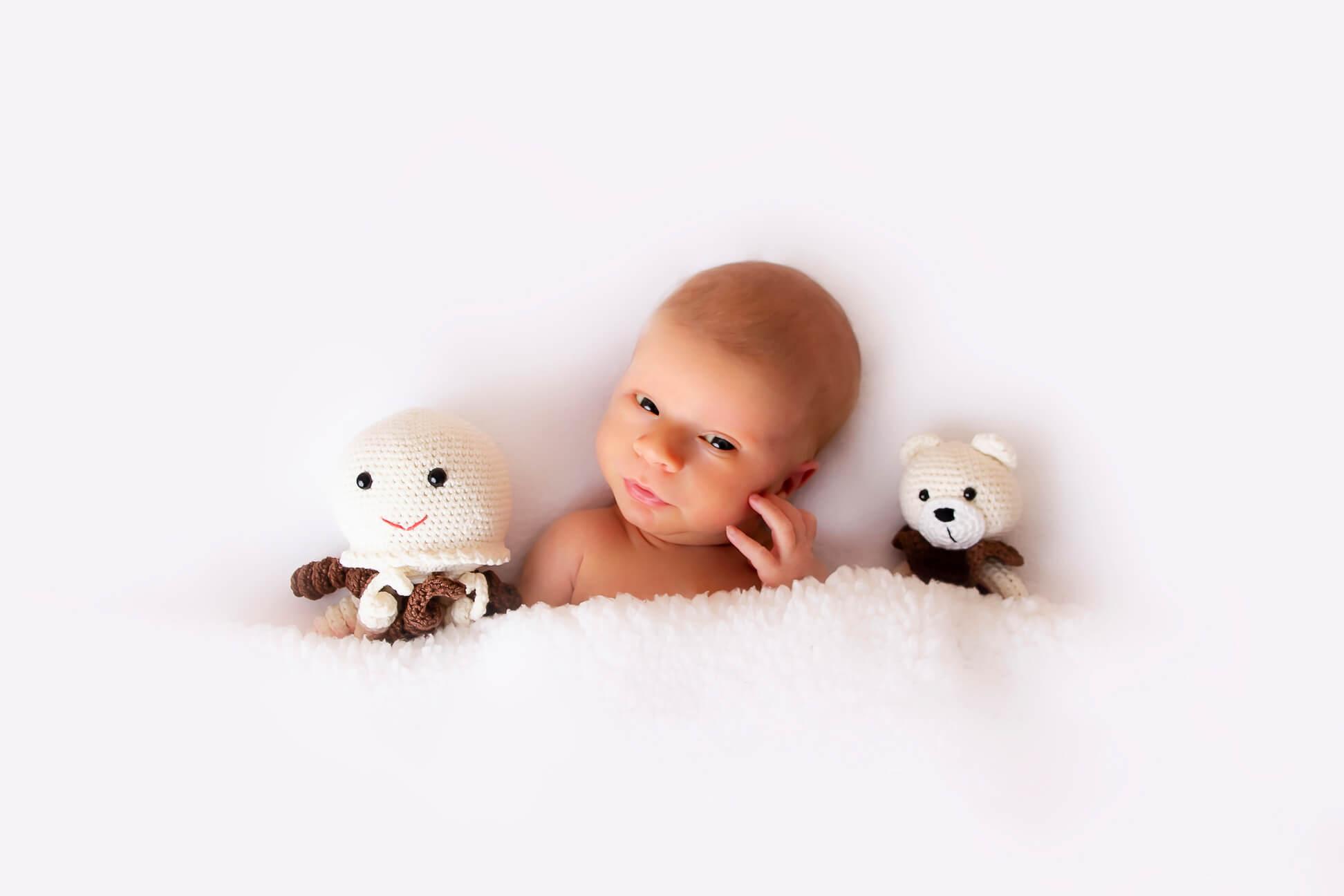 Novorodenecké fotenie od fotografky v Nových Zámkoch - Kitti Photo
