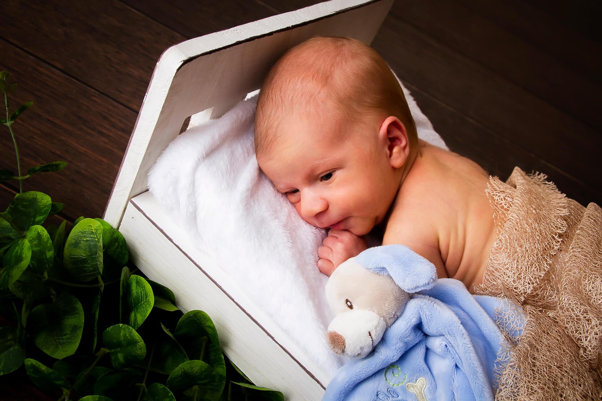 Novorodenecké fotenie Nové Zámky- Kitti Photo