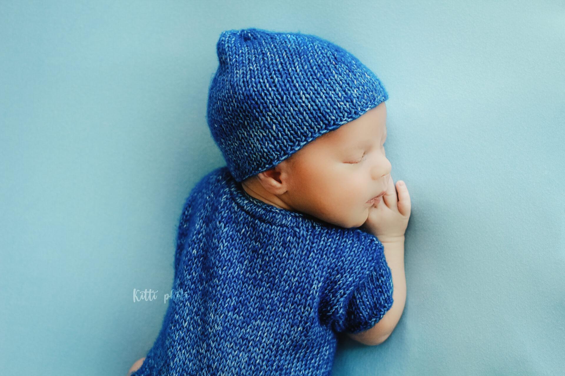 Novorodenecké fotenie - Fotografka Nové Zámky - Kitti Photo